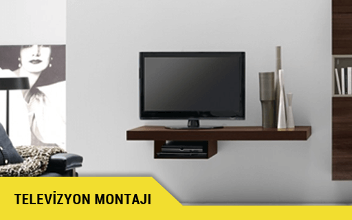 Tv Led LCD Montaj